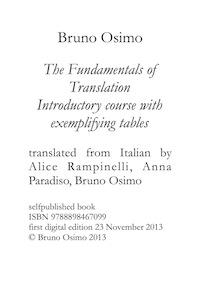 fundamentals of translation copertina